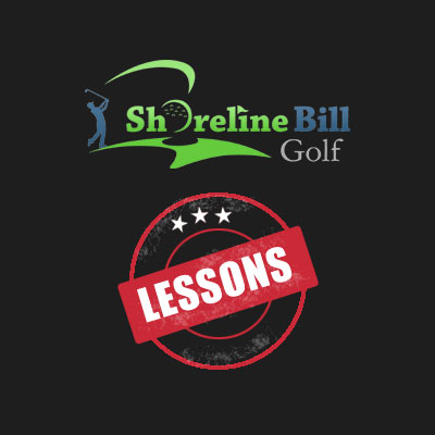 Shoreline Bill buy online golf lesson